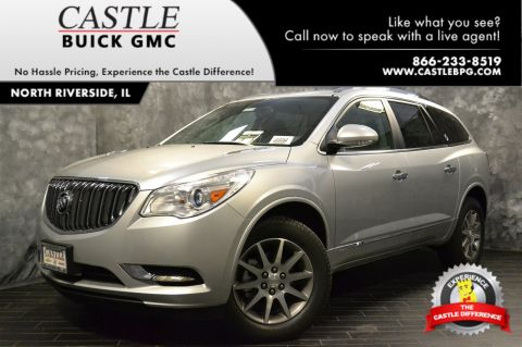 Castle Buick GMC of North Riverside - Buick, GMC, Service Center ...