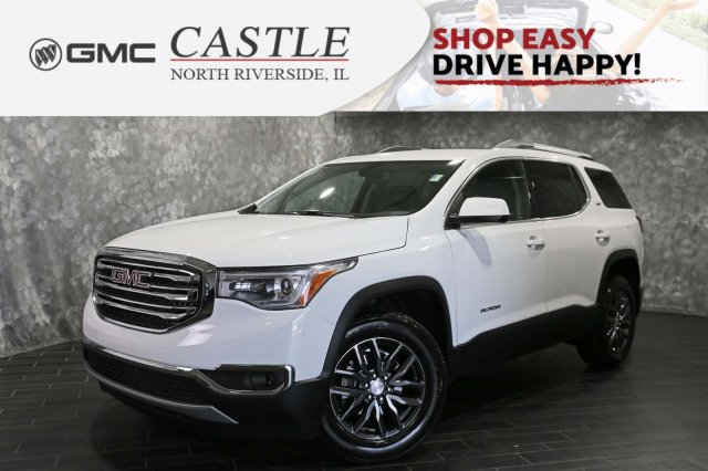 Certified Pre-Owned 2018 GMC Acadia SLT