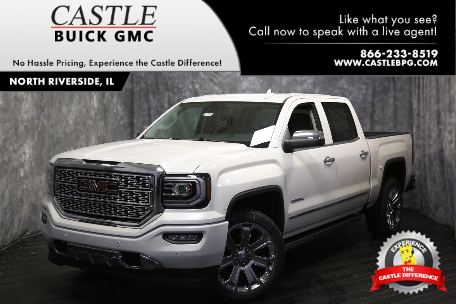 New 2018 Gmc Sierra 1500 Denali Crew Cab Pickup In North Riverside Dual Battery Kit