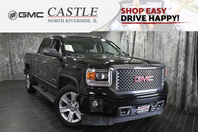 2015 Gmc Sierra Denali >> Pre Owned 2015 Gmc Sierra 1500 Denali Crew Cab Pickup In North