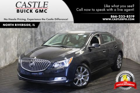 Certified Pre-Owned 2015 Buick LaCrosse Premium I