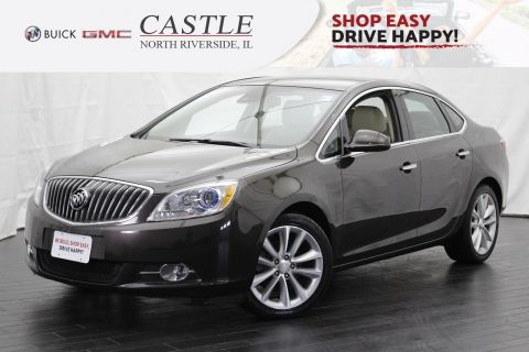 Pre-Owned 2016 Buick Verano Leather Group