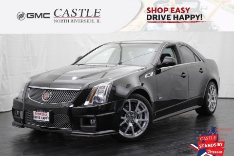 Pre-Owned 2009 Cadillac CTS-V