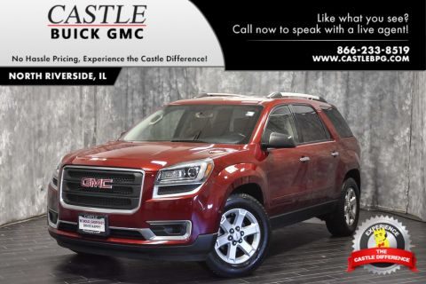 Certified Pre-Owned 2016 GMC Acadia SLE