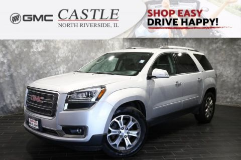 Certified Pre-Owned 2016 GMC Acadia SLT