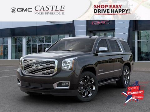 New 2020 GMC Yukon Denali