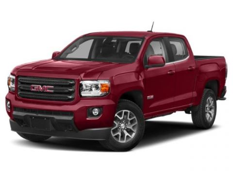 New 2019 GMC Canyon 4WD All Terrain w/Cloth