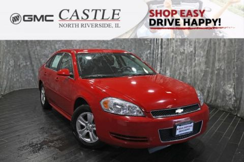 Pre-Owned 2012 Chevrolet Impala LS Fleet