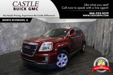 Certified Pre-Owned 2016 GMC Terrain SLE