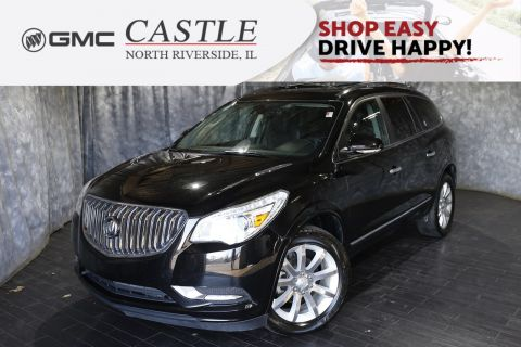 Certified Pre-Owned 2016 Buick Enclave Premium