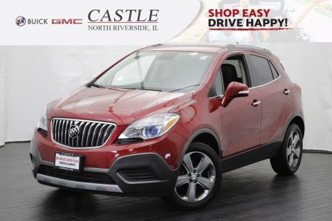 Certified Pre-Owned 2014 Buick Encore