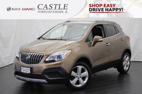 Certified Pre-Owned 2016 Buick Encore