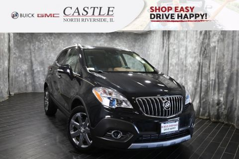 Certified Pre-Owned 2016 Buick Encore Premium